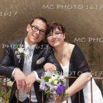 couple mariés charente