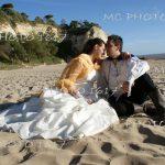 couple-mariés-moment-tendre-sur-la-plage-Meschers