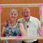 couple seniors anniversaire charente maritime