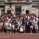 groupe mariage devant mairie de cognac charente