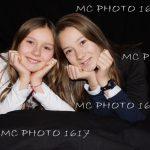portraits de deux soeurs studio cognac charente