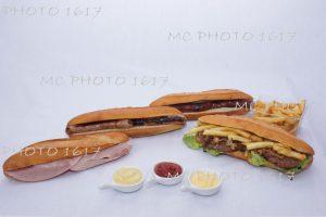 sandwichs pour une publicité entreprise de cognac charente