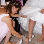 mariee-chaussure-mariage-charente-maritime