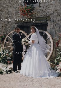 photo-mariage-ancienne-faire-part-noce-porcelaine-charente-maritime
